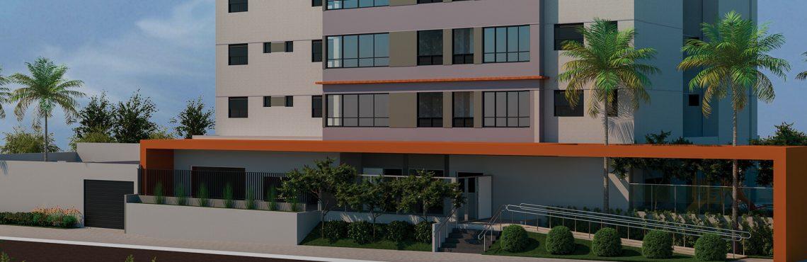 Foto Fachada Residencial Araraúna